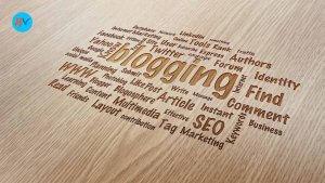 Earn money using blogging in Marathi