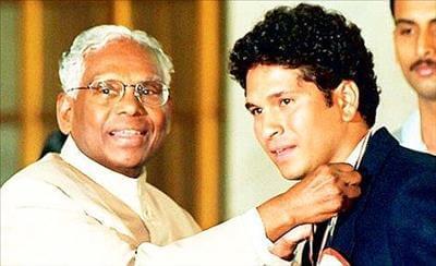 Sachin tendulkar bharat ratna award