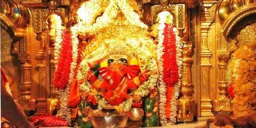 siddhivinayak mandir in marathi