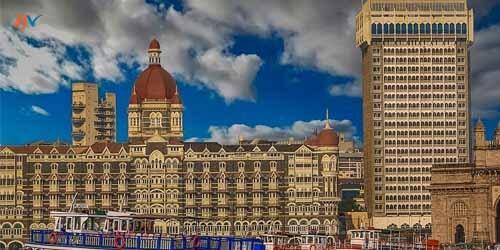 Taj Mahal Hotel information in Marathi