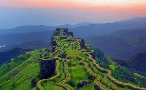 Torna Fort information in marathi