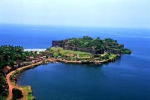 Vijaydurg Fort information in marathi