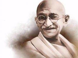 Information about Mahatma Gandhi in Marathi