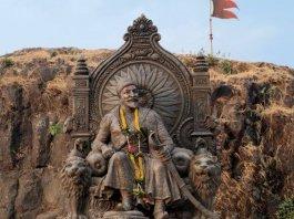 Shivaji Maharaj Forts Information in Marathi