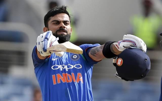 Virat Kohli cricket career information in Marathi