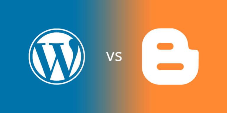 Blogger vs WordPress Which one is Best in Marathi